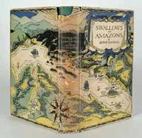 1931. CARTER, Helene. RANSOME, Arthur. SWALLOWS AND AMAZONS. Illustrated by Helene CARTER. Philadelp...