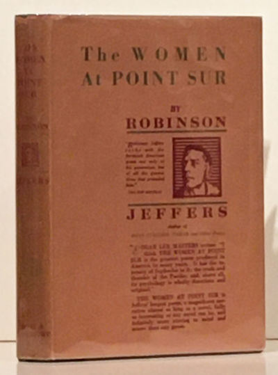 New York: Boni & Liveright, 1927. First Edition. Includes a personal inscription from Robinson Jeffe...