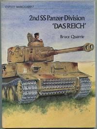 2nd SS Panzer Division 'Das Reich' (Vanguard Series, 7)