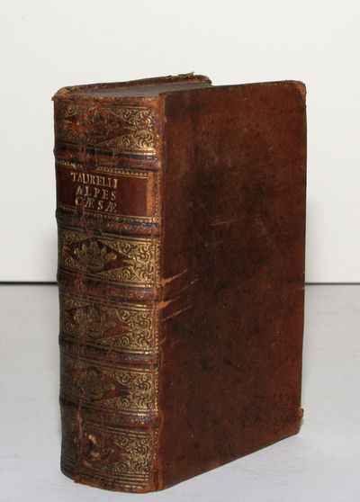 Frankfurt: Zacharias Palthenius, 1597. Rare first edition of this commentary on Cesalpino's Quaest...
