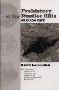 image of Prehistory of the Rustler Hills, Granado Cave