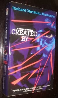 Create By by Richard Christian Matheson - Paperback - First Paperback Edition - 1994 - from biblioboy and Biblio.co.uk