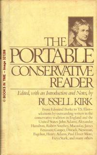 The Portable Conservative Reader : First Edition