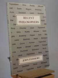 Recent Philosophers