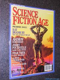 *Pournelle Signed* Science Fiction Age, November 1992 (Vol. 1, No. 1)