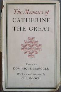 image of The  Memoirs  of  Catherine  The  Great