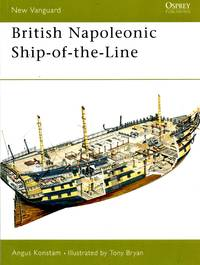 New Vanguard No.42: British Napoleonic Ship-of-the-Line