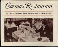 COSMO'S RESTAURANT. by  Harriet Sobol - First Edition - from Windy Hill Books and Biblio.com