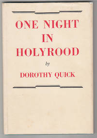 One Night in Holyrood: A One Act Play in Verse