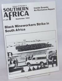 image of Southern Africa, volume XV number 2, September 1982
