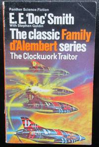 The Clockwork Traitor. The Classic Family D'Alembert Series.
