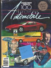 image of Motor Trend Presents 100 Years Of The Automobile (collector's Edition)