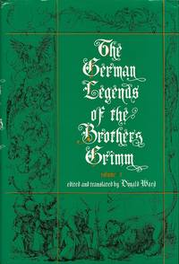 The German Legends of the Brothers Grimm, Volume 1 (Translations in Folklore Studies) (English...