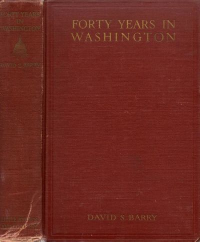 Boston: Little, Brown, and Company, 1924. First edition. Hardcover. Good. 8vo. xvi, 349pp. Illustrat...