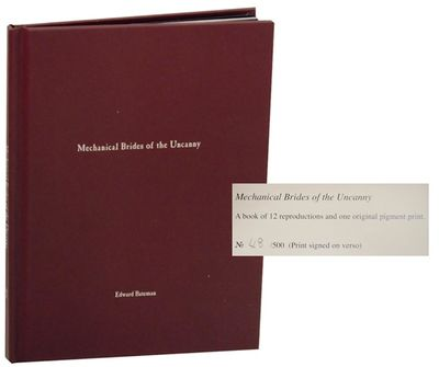 Portland, OR: Nazraeli Press, 2009. First edition. Hardcover. The 58th entry in the One Picture Book...