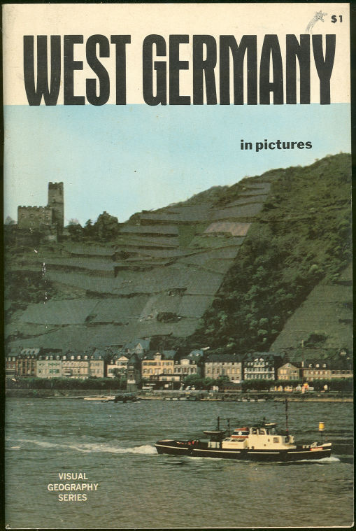 WEST GERMANY IN PICTURES, English, Peter