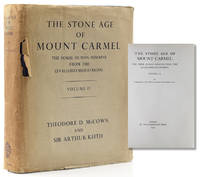 The Stone Age of Mount Carmel: The Fossil Human Remains from the Levalloiso-Mousterian.; Volume II