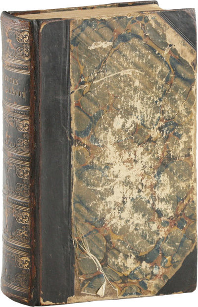 London: Chapman and Hall, 1844. First Edition. Second issue, with the 14-line errata page, and with ...