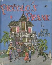PICCOLO'S PRANK