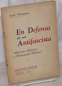 image of En Defensa de un Antifascista: