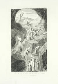 """""""The Descent of Man into the Vale of Death"""":  in The Grave."""