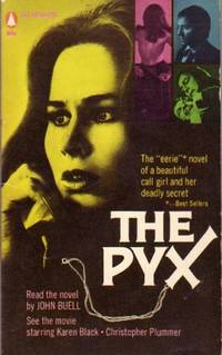 The Pyx ...movie Tie in ....starring Karen Black & Christopher Plummer by Buell, John
