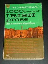 1000 Years of Irish Prose: The Literary Revival