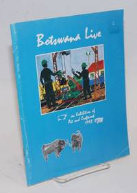 image of Botswana Live 1993; exhibition of art and craftwork presented by: the Botswana Society