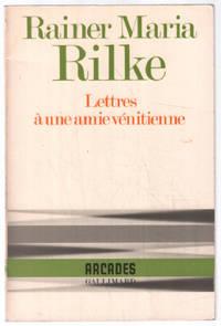 image of Lettres à une amie vénitienne