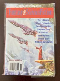 The Magazine of Fantasy & Science Fiction, October-November 2008