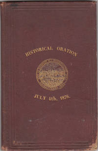 image of Original 1876 Copy of Historical Address of the City of Newport