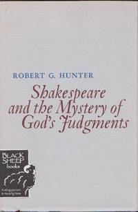Shakespeare and the Mystery of God\'s Judgments