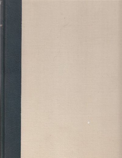 San Francisco, CA: Grabhorn-Hoyem. Very Good. 1969. Limited Edition. Hardcover. One of 400 copies pr...