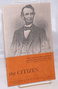 image of The Citizen: Official Journal of the Citizens Councils of America. February 1977