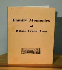 image of Family Memories of Wilson Creek Area