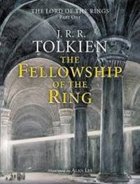 image of The Lord of the Rings: Fellowship of the Ring Pt. 1 (Vol 1)