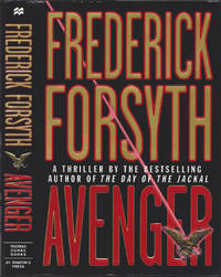 Avenger by Frederick Forsyth - First Edition - September 2003 - from Books of the World (SKU: RWARE0000000083)