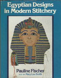 image of Egyptian Designs in Modern Stitchery