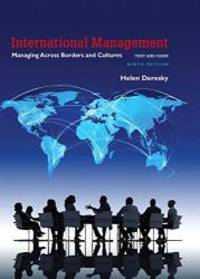 image of International Management: Managing Across Borders and Cultures, Text and Cases (9th Edition)