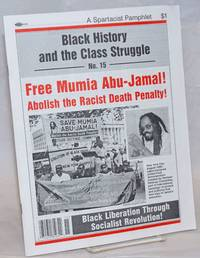 image of Free Mumia Abu-Jamal! Abolish the racist death penalty!
