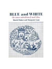 Blue and white: The cotton embroideries of rural China