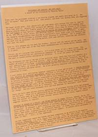 image of [Group of five leaflets suggesting readings]