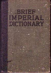 Webster's Brief Imperial Dictionary of the English Language