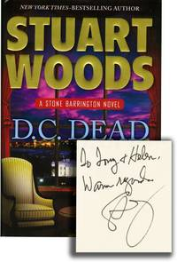 D.C. Dead (First Edition, inscribed to film director and producer Tony Bill)