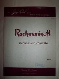 Second Piano Concerto - Original Piano Solo Edition