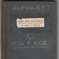 image of The Story of the Alphabet (INSCRIBED by the author)