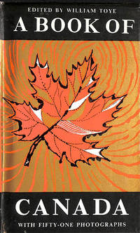 image of A book of Canada (National anthologies)