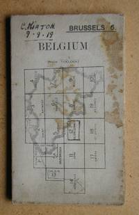 image of Brussels 6. Belgium. Geographical Section, General Staff, No 2364.