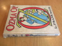 Ozma Of Oz (First Printing)
