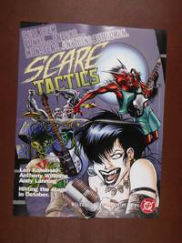 DC Comics Promotional Poster for Scare Tactics